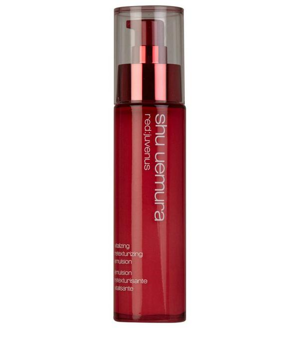 Red: Juvenus Vitalising Retexturising Emulsion