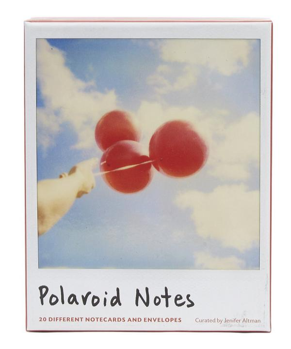 Polaroid Notes Note Card Set