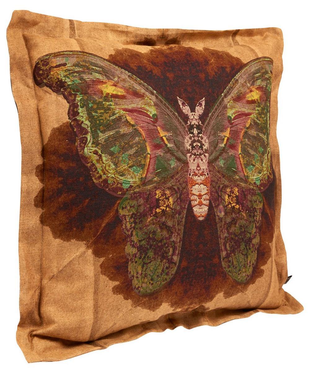 Moth Blotch Cushion