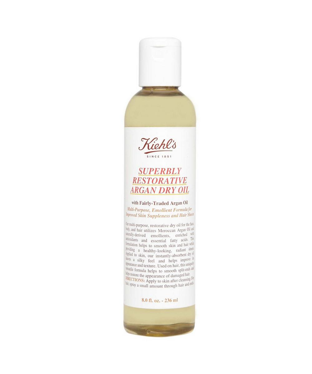 Superbly Restorative Argan Dry Oil 236ml