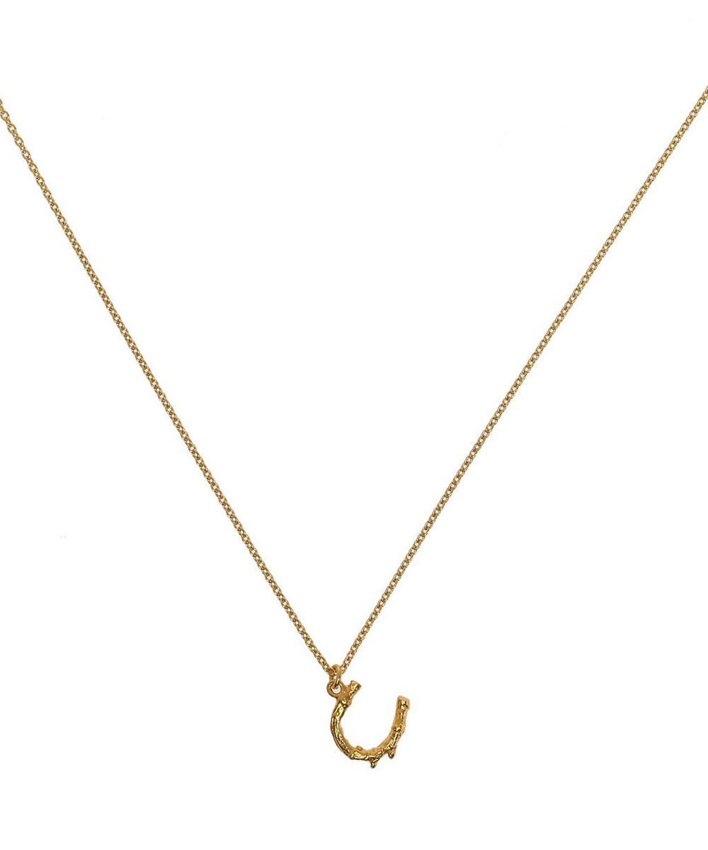 Little Horseshoe Necklace