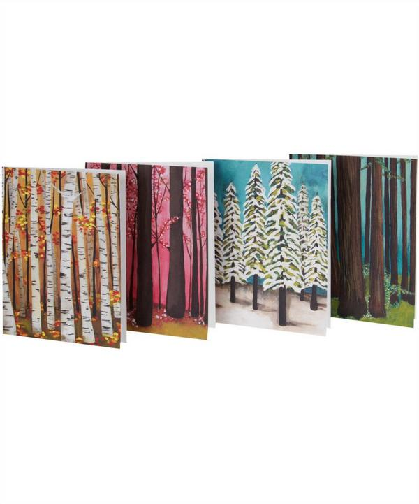 Forest Eco Keepsake Notecards