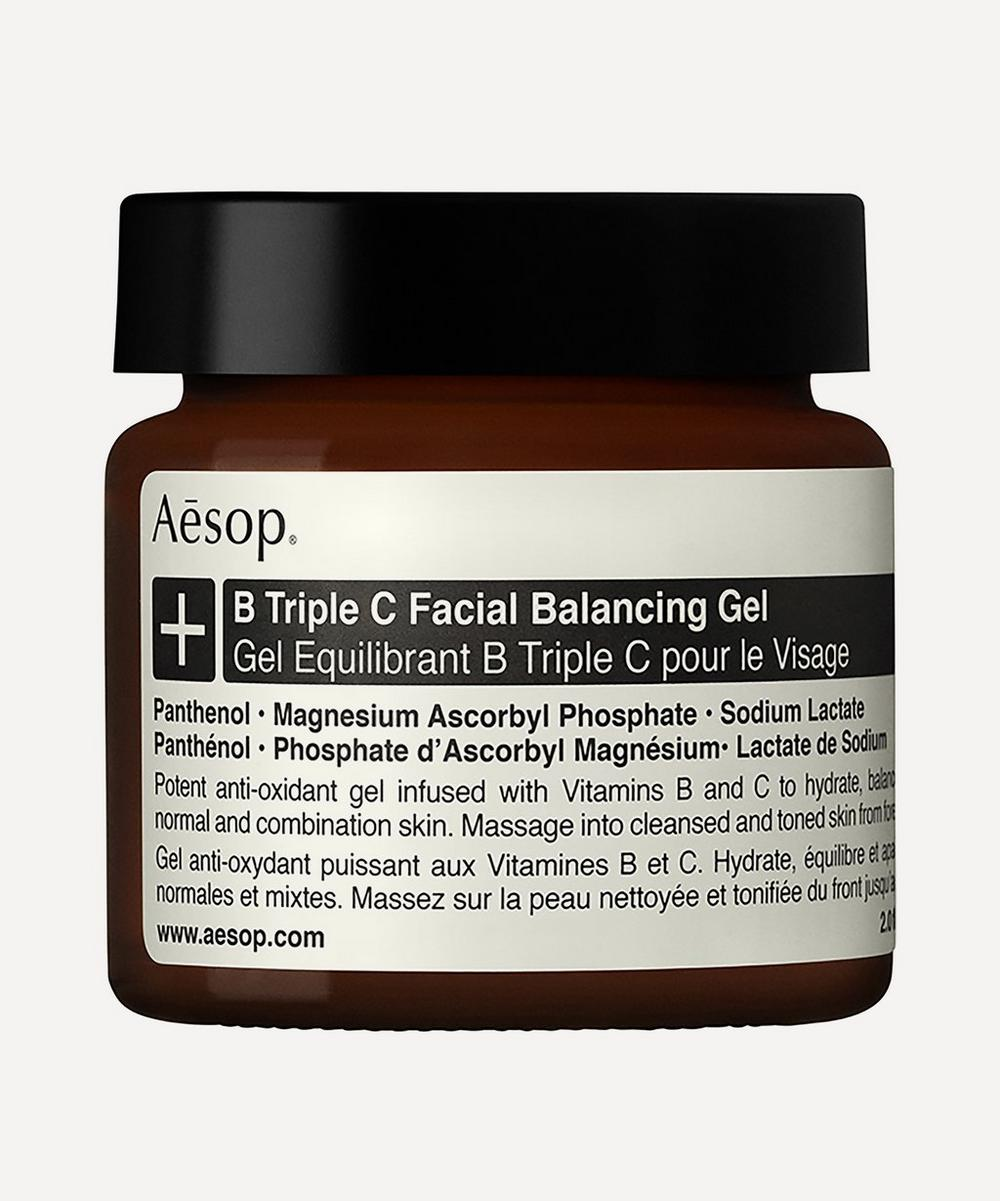 B Triple C Facial Balancing Gel 60ml