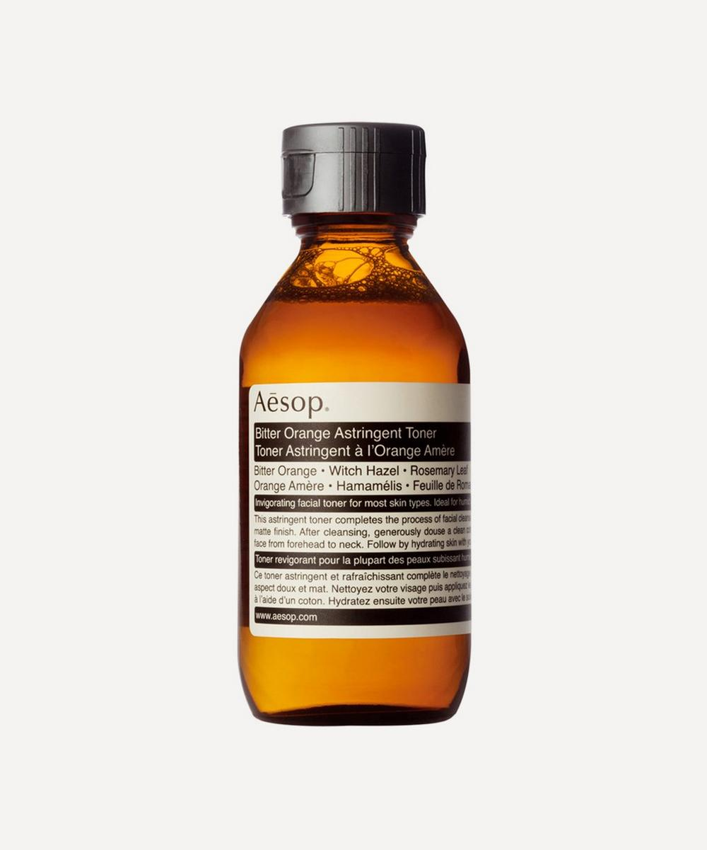 Bitter Orange Astringent Toner 100ml