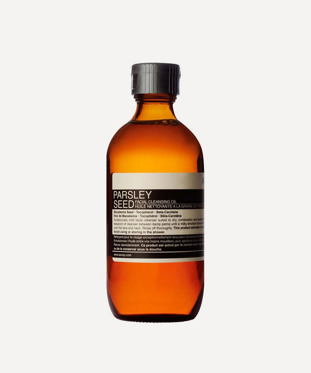 Parsley Seed Facial Cleansing Oil, Aesop