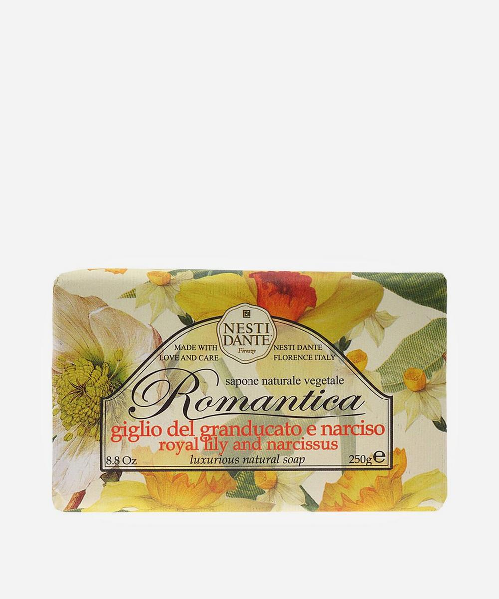Romantica Royal Lily and Narcissus Soap 250g