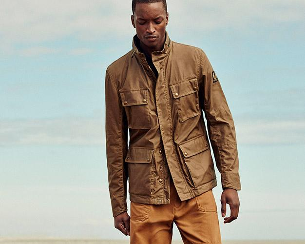 The Arrival of an Icon - Belstaff
