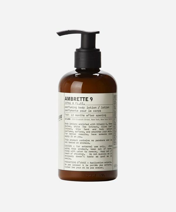 Ambrette 9 Hand and Body Lotion 237ml