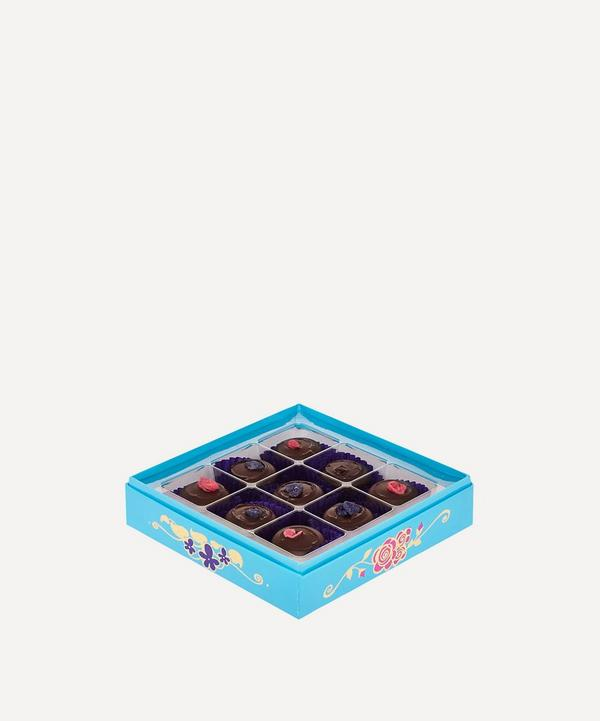 Rose Violet Jewel Box 140g