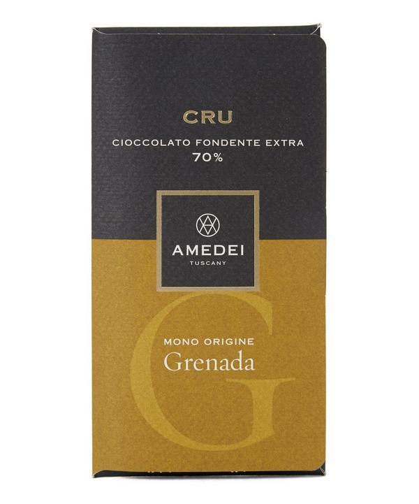 CRU Grenada 70% Dark Chocolate Bar 50g