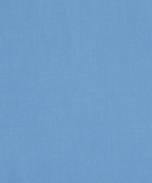 Chambray Blue Plain Tana Lawn Cotton