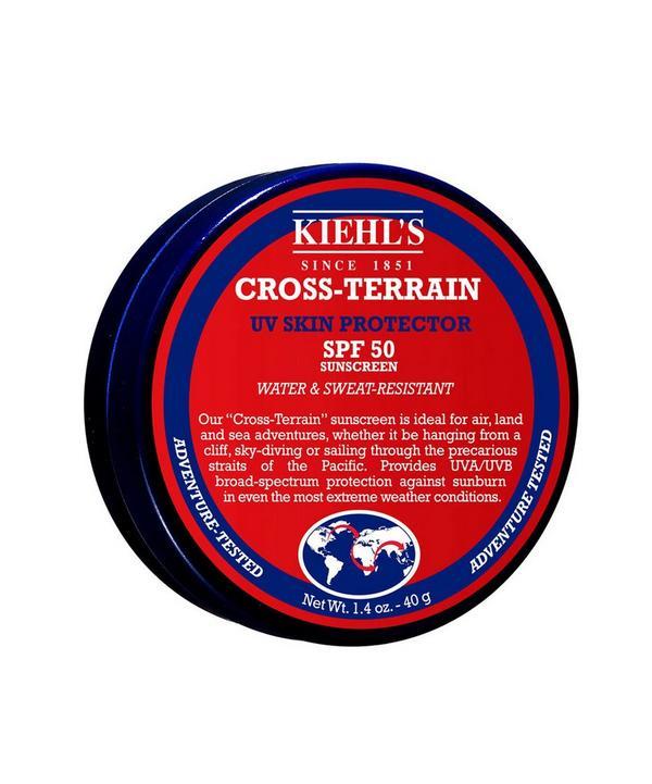 Cross-Terrain UV Face Protector SPF 50