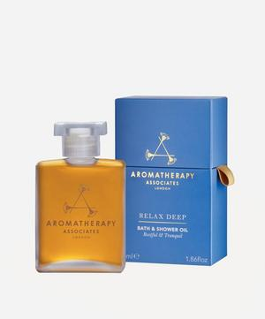 Relax Bath & Shower Oil, Aromatherapy Associates