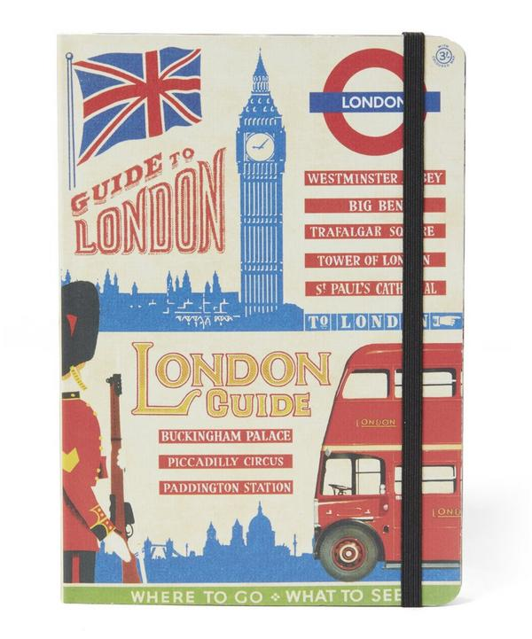 London City Guide Notebook