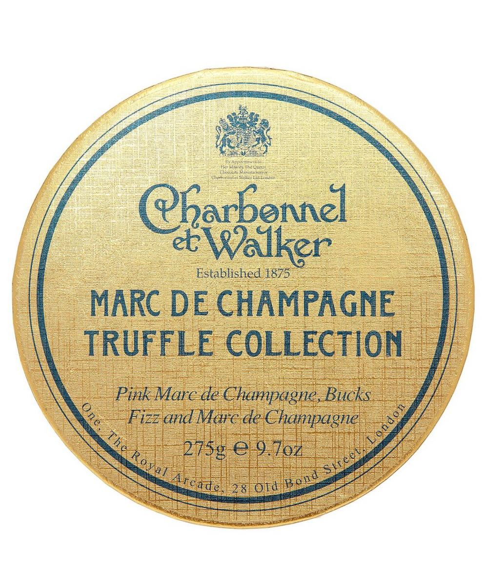 Marc de Champagne Gold Truffle Collection
