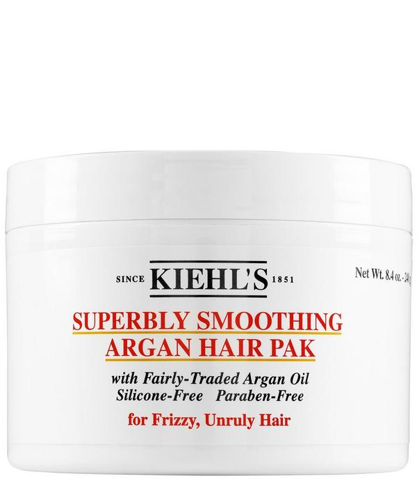 Superbly Smoothing Argan Hair Pak 250ml