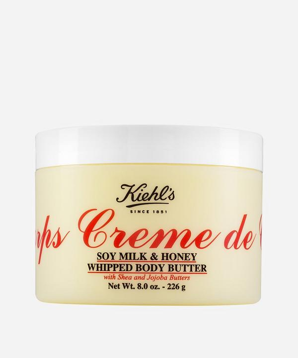Creme De Corps Soy Milk And Honey Whipped Body Butter