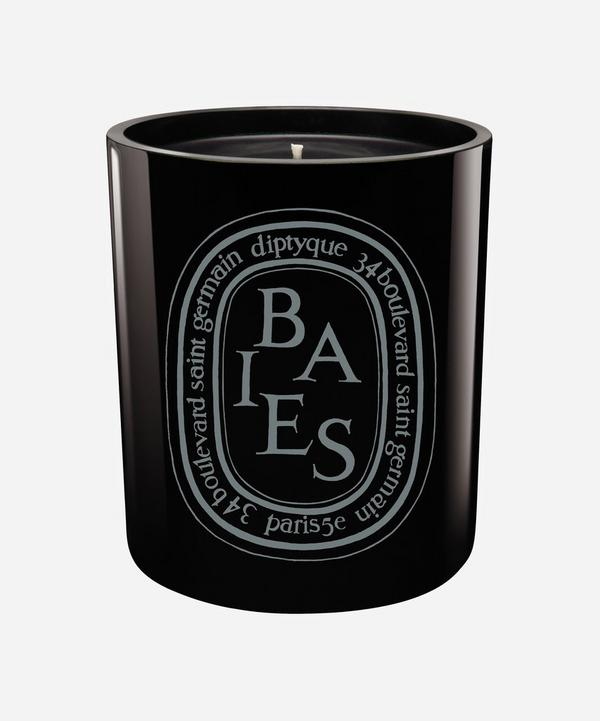 Baies Black Scented Candle 300g