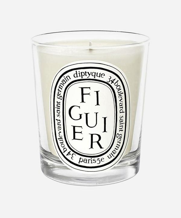 Figuier Mini Scented Candle 70g