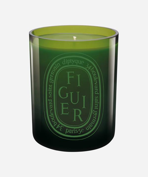 Figuier Green Candle 300g