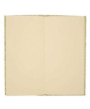 Small Chrysanthemum Silk Screen Notebook