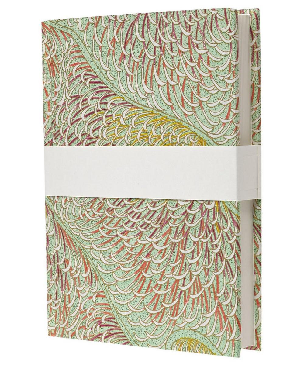 Medium Handbound Notebook