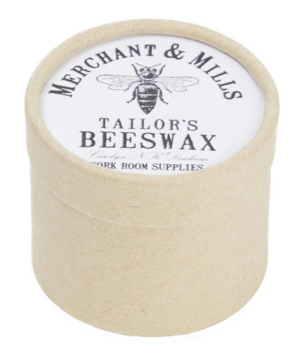Tailor's Beeswax