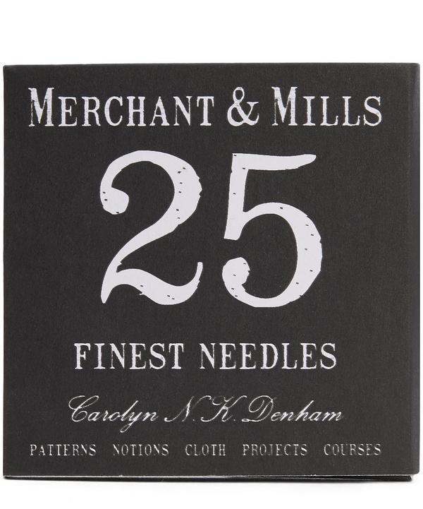 Finest Sewing Needles
