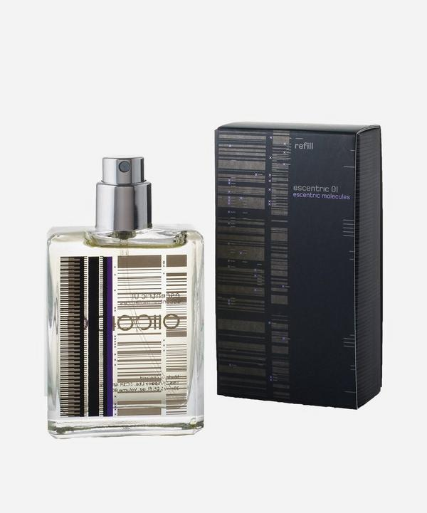 Escentric 01 Eau de Toilette 30ml Travel Size Refill