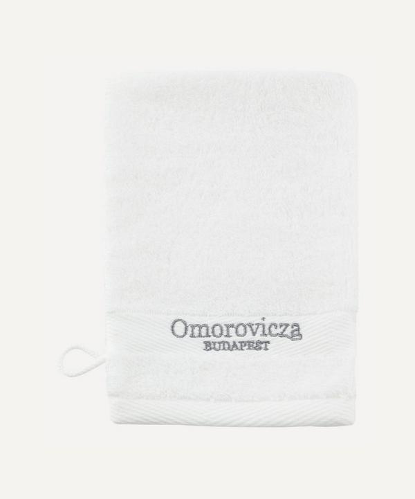 Cleansing Facial Mitt, Omorovicza