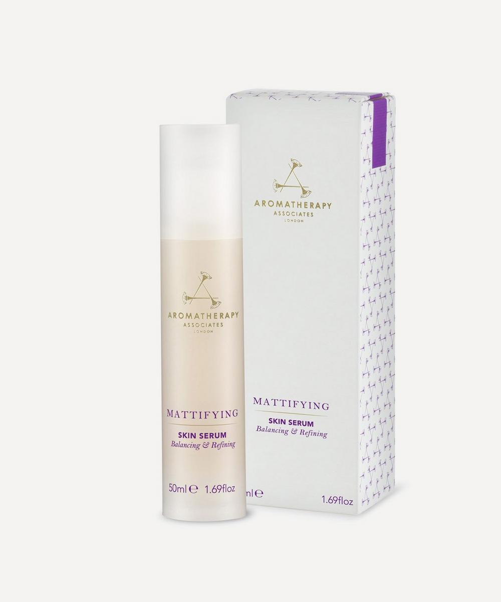 Mattitfying Skin Serum,  Aromatherapy Associates