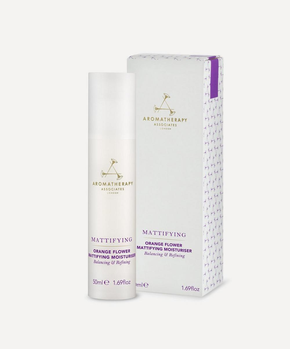 Orange Flower Mattitfying Moisturiser, Aromatherapy Associates