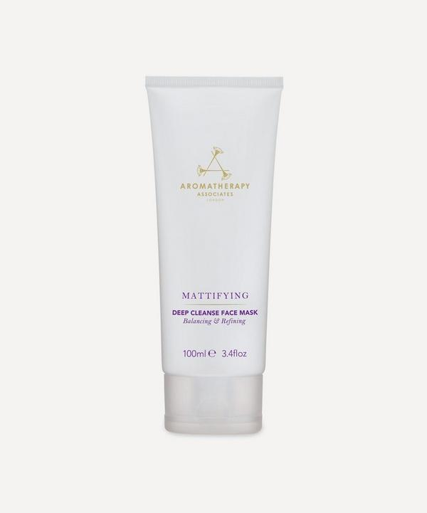 Deep Cleanse Face Mask, Aromatherapy Associates