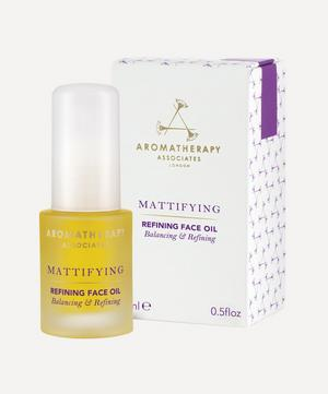 Refining Face Oil, Aromatherapy Associates