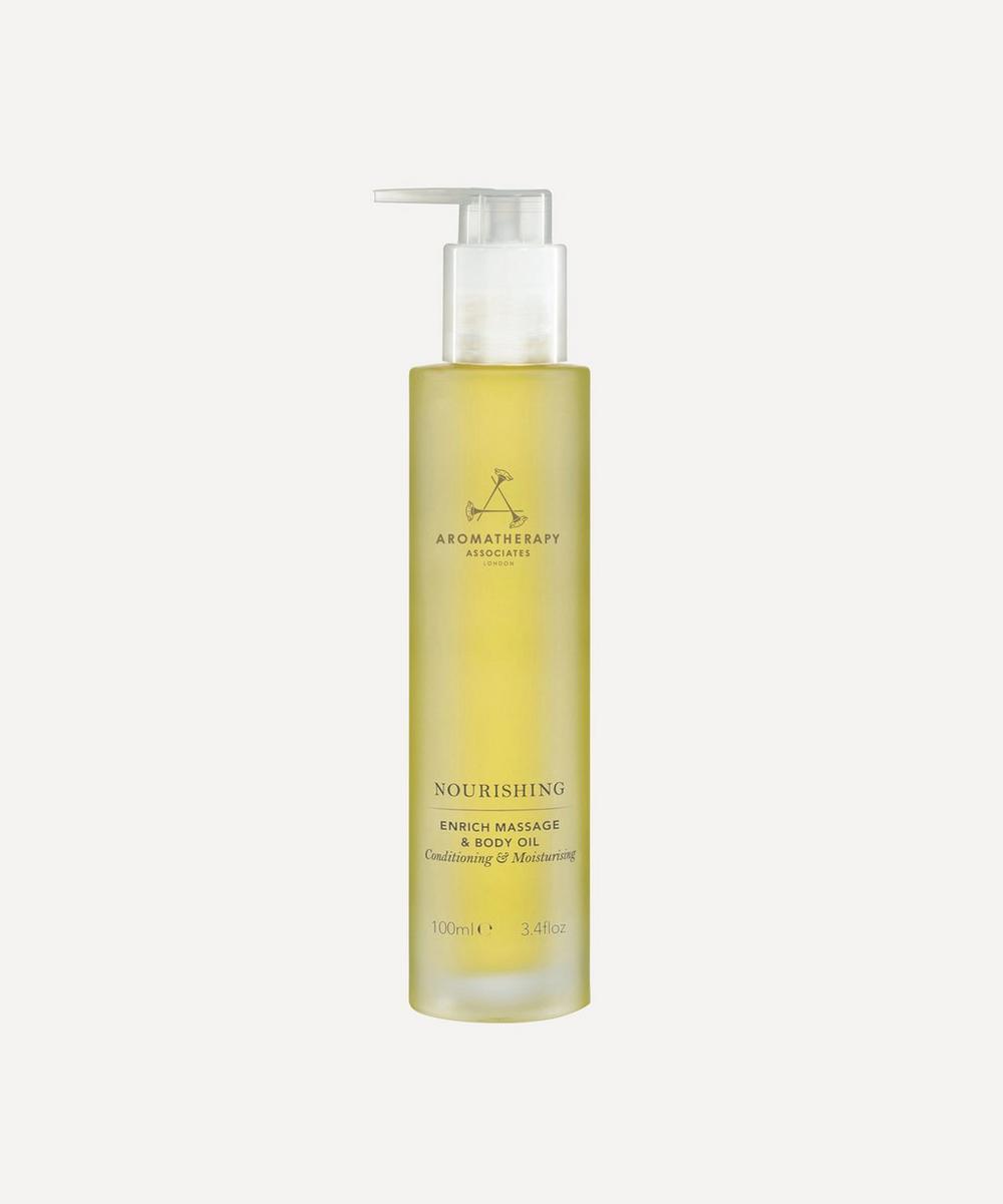 Enrich Massage  Body Oil, Aromatherapy Associates