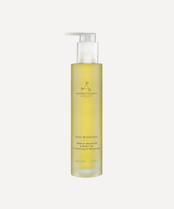 Enrich Massage  Body Oil, Aromatherapy Associates