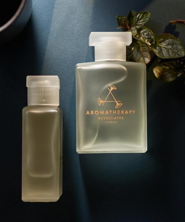 Support Lavender and Peppermint Bath and Shower Oil, Aromatherapy Associates