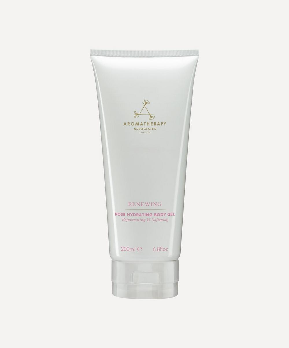 Renewing Rose Hydrating Body Gel 200ml