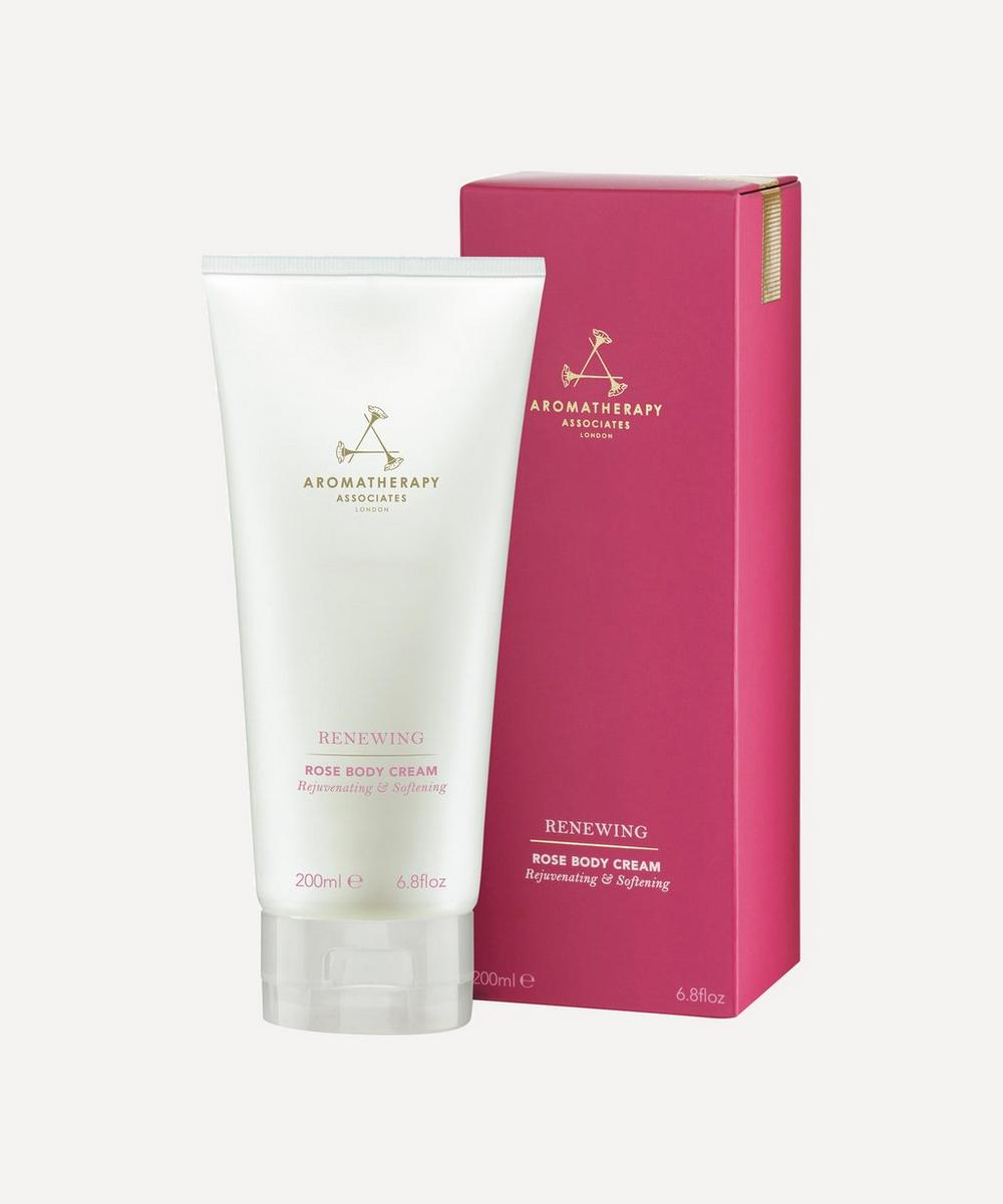 Renewing Rose Body Cream 200ml