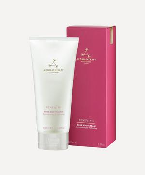 Renewing Rose Body Cream 200ml
