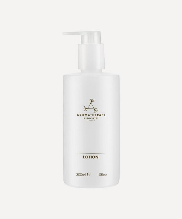 Lotion, Aromatherapy Associates