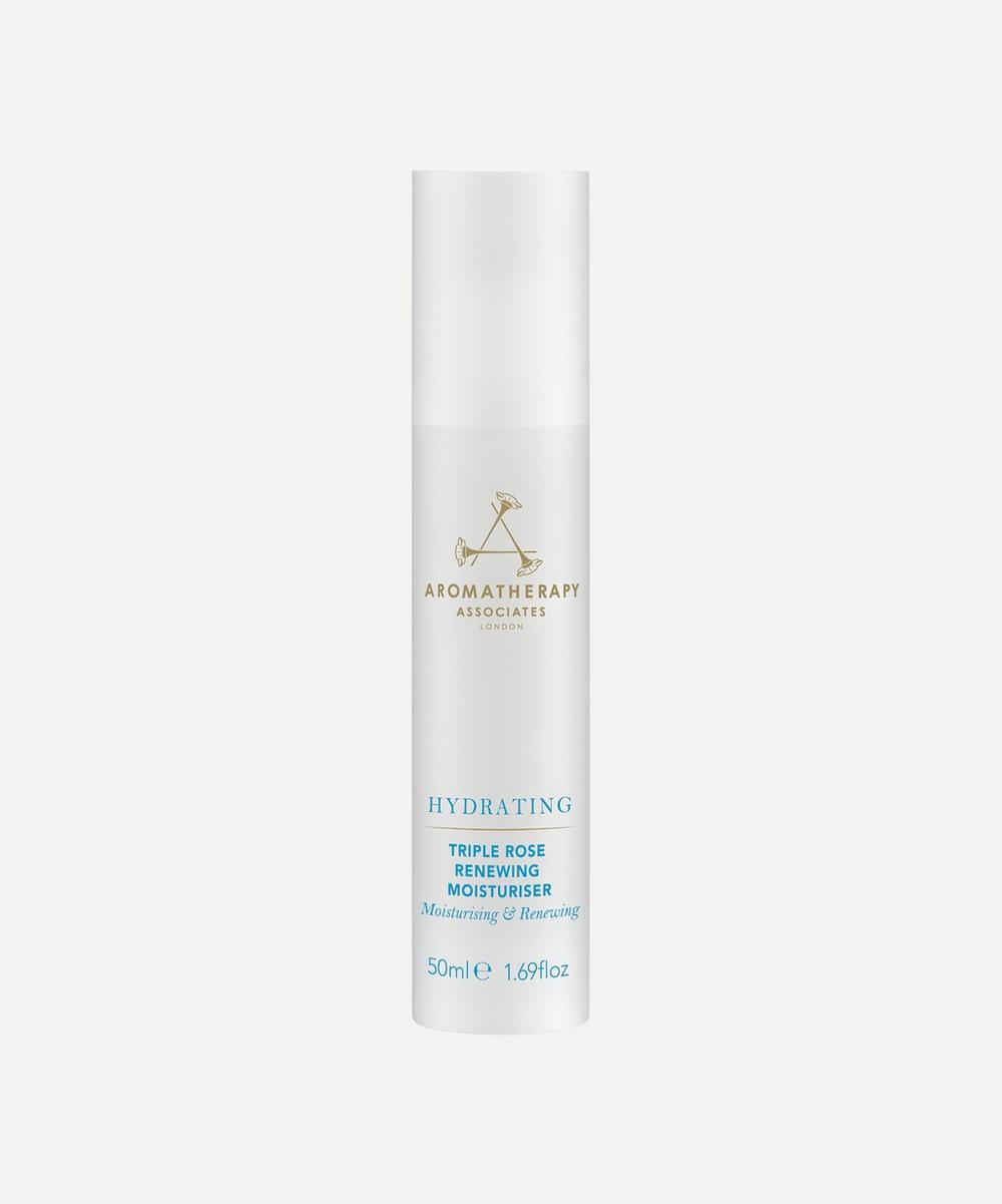 Triple Rose Renewing Moisturiser, Aromatherapy Associates