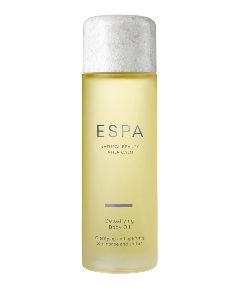 Detoxifying Body Oil, ESPA