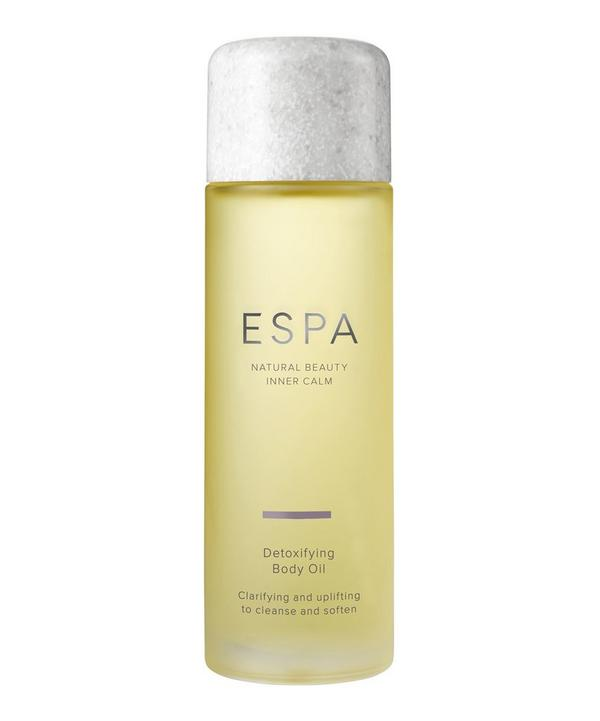 Detoxifying Body Oil, ESPA