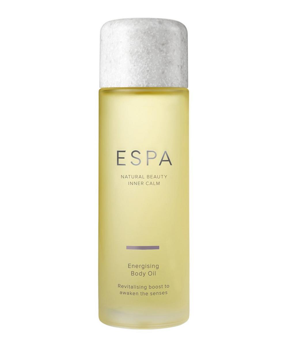 Energising Body Oil, ESPA