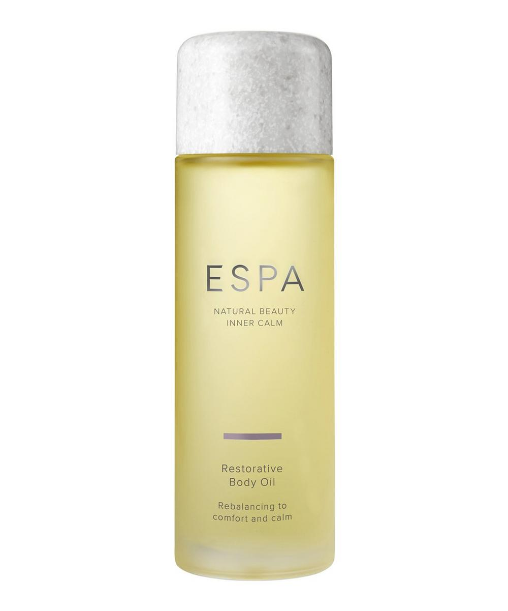 Restorative Body Oil, ESPA