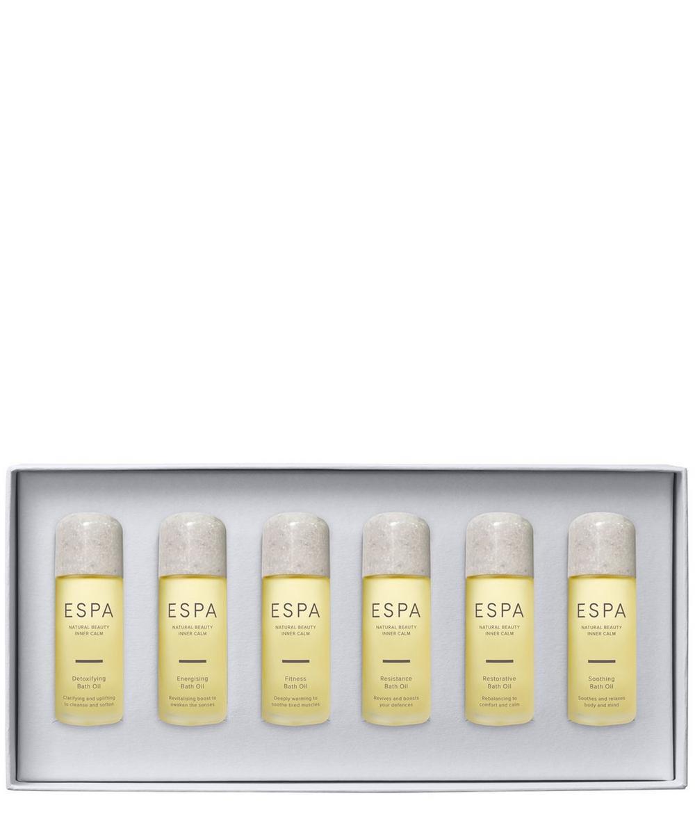 Bath Oil Collection, ESPA
