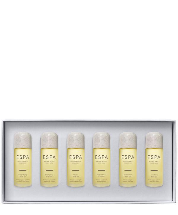 Bath Oil Collection, ESPA