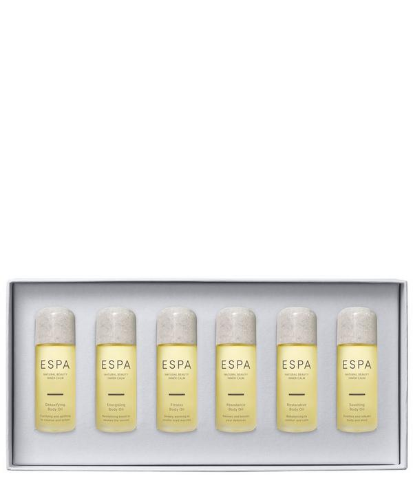 Body Oil Collection, ESPA