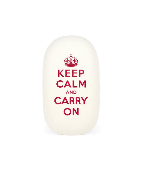 Jumbo Keep Calm Eraser